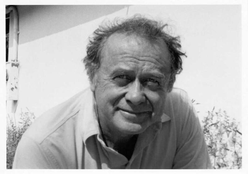 Comic Strip Artist Jerry Dumas, 1930-2016.
