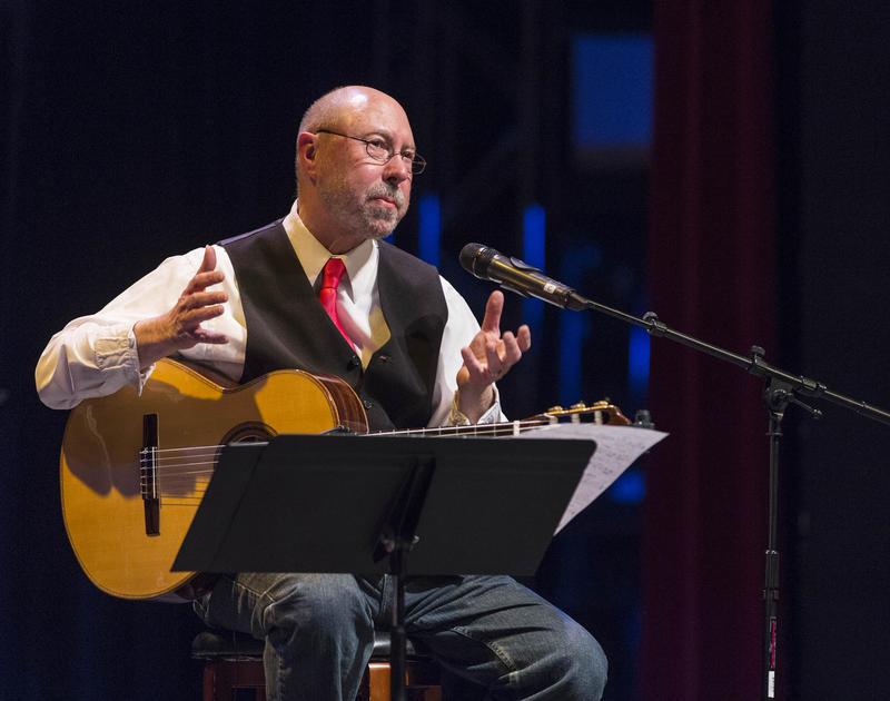Guitarist Joe Carter's new quartet premieres in Bethel, Connecticut.
