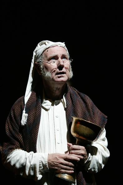 Bill Raymond has played Scrooge at Hartford Stage for 17 of the last 19 years.