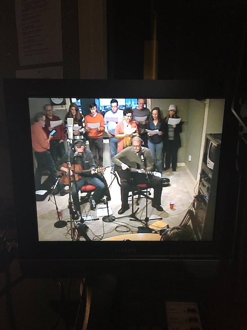 The Dankosky Tabernacle Choir!
