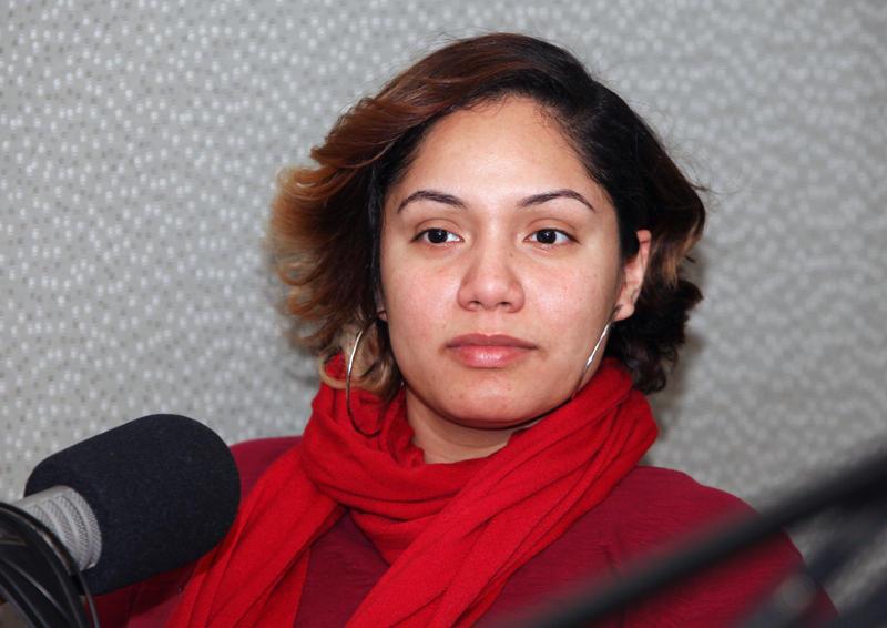 Emily Lugo - U.S. Marine Corps veteran.