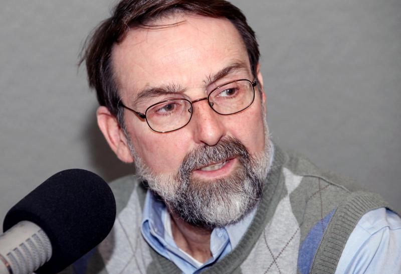 Mark Pazniokas - Capitol bureau chief for the Connecticut Mirror.