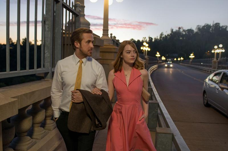 "Ryan Gosling and Emma Stone in ""La La Land"""