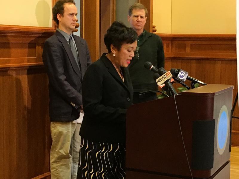 New Haven Mayor Toni Harp