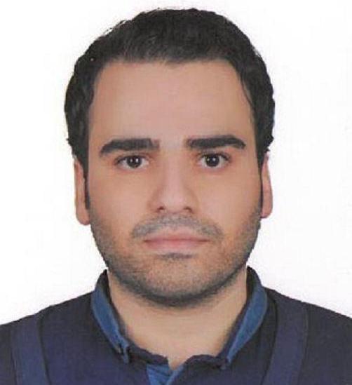 UMass Amherst student Mohsen Hosseini.