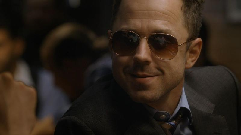 "Giovanni Ribisi in ""Sneaky Pete"""