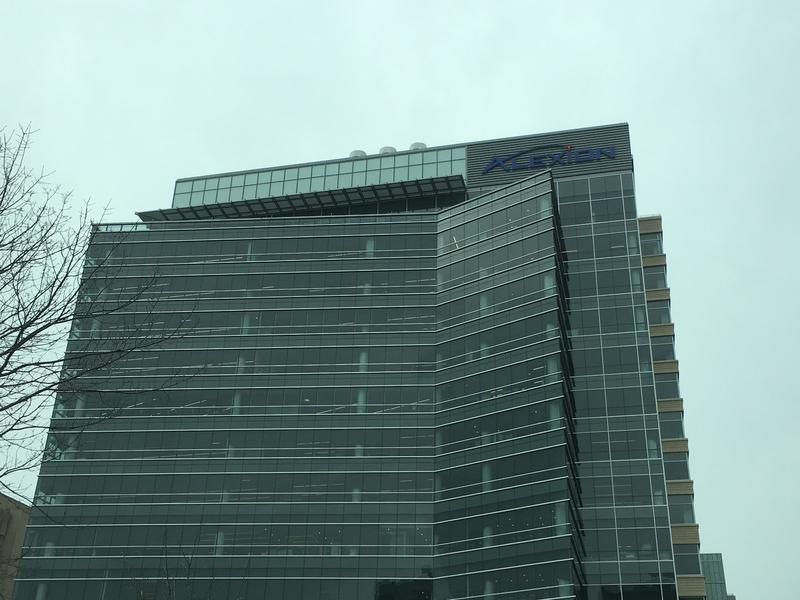 Alexion's New Haven headquarters