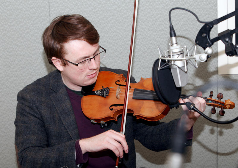 Dan Foster - Fiddler, Violin and Fiddle Instructor, East Windsor Resident.