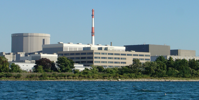The Millstone nuclear plant produces nearly half of Connecticut's electricity generation, according to the U.S. Department of Energy.