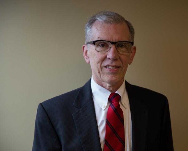 Connecticut State Librarian Kendall Wiggin