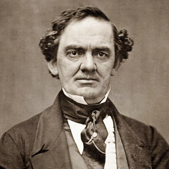 P.T. Barnum in 1851.