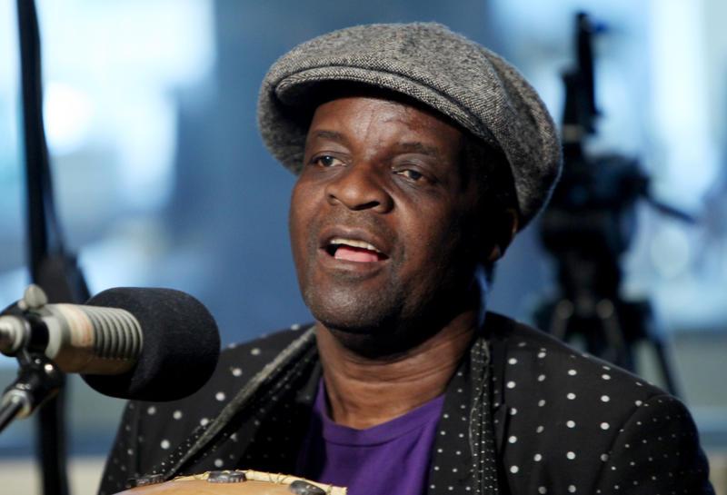 Chartwell Dutiro - World-renowned vocalist, mbira player, and teacher.