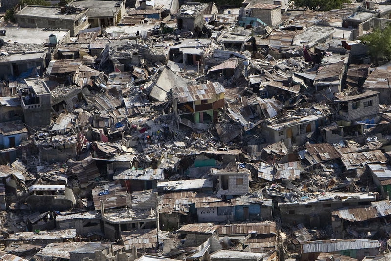 Haitians displaced by the 2010 earthquake have been able to live and work in the United States under a temporary protected status.