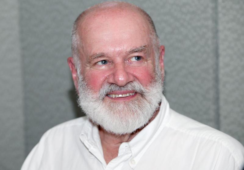 James Hanley - Co-founder of Cinestudio at Trinity College.
