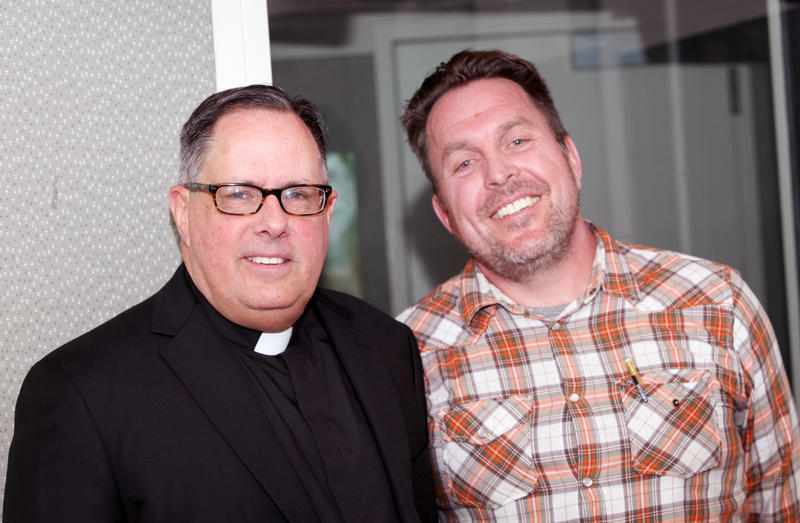 Father James Shanley - Vicar of Pastoral Planning for the Archdiocese of Hartford, and Benjamin Peters - Associate Professor of Religious Studies and Theology at University of St. Joseph.