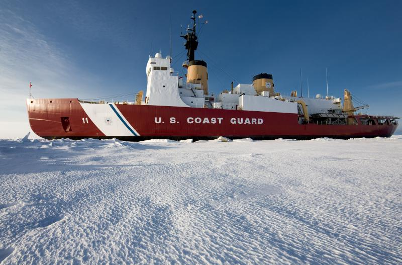 "The ""Polar Sea"" is a U.S. Coast Guard icebreaker commissioned into service in 1978. The ship served beyond its intended 30 years, ending in 2011 after an engine casualty."