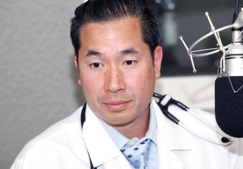 Dr. Ulysses Wu - Chief of Infectious Diseases at St. Francis Hospital and Medical Center.