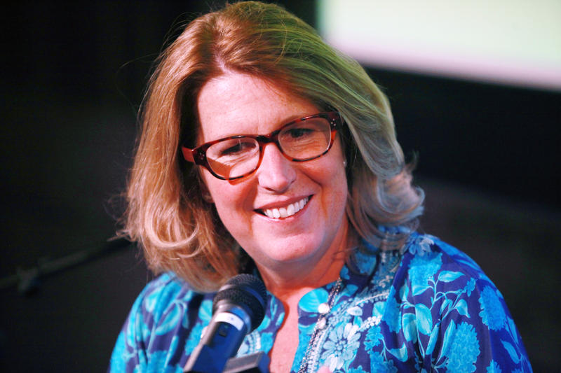 Kelley Vickery, Director & Founder of the Berkshire International Film Festival.