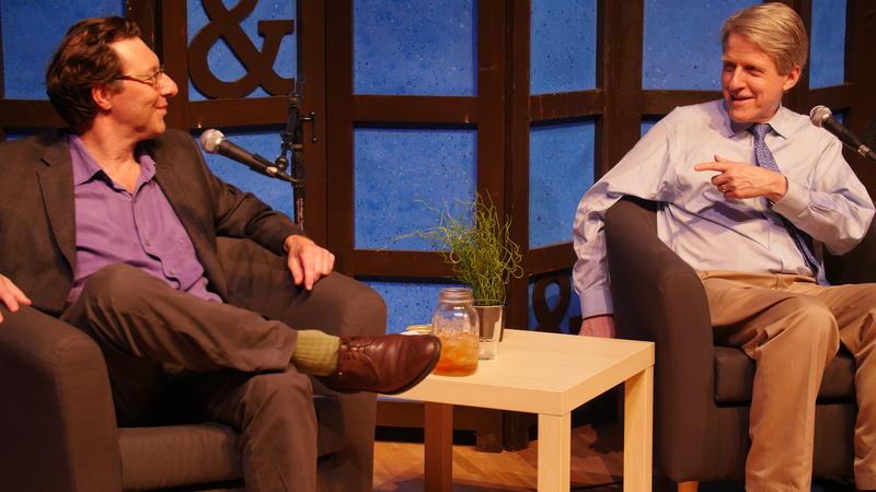Dan Haar and Robert Shiller