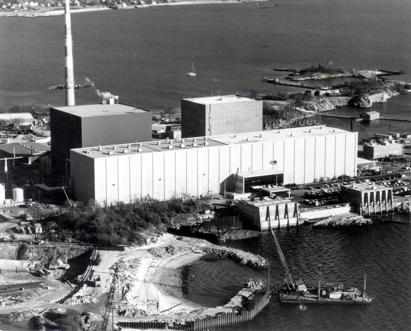 The Millstone Power Plant in Waterford has been in operation in Connecticut since the 1970s.