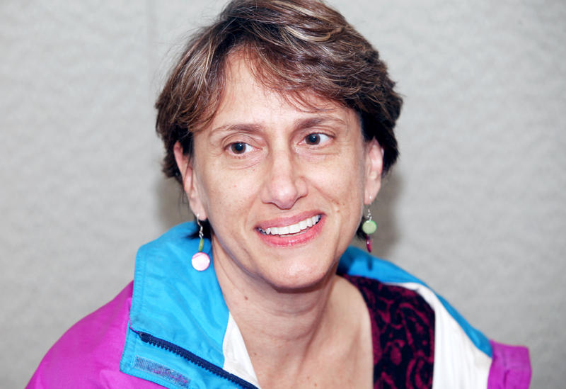 Dr. Marlene Schwartz - Director of the Rudd Center for Food Policy and Obesity at UConn.