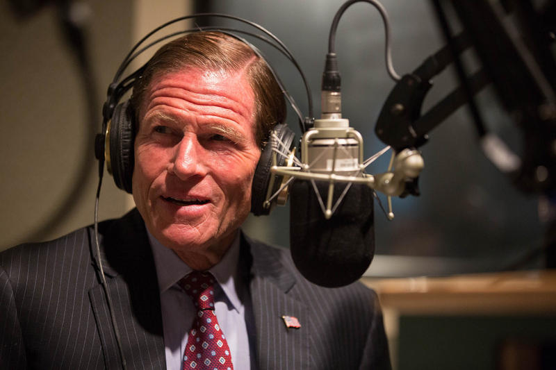 Richard Blumenthal, U.S. Senator from Connecticut