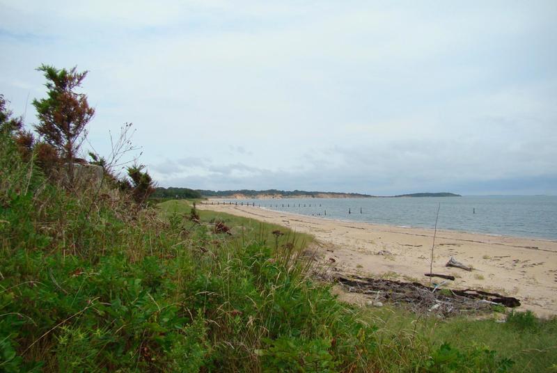 Looking Toward the Eastern Tip of Plum Island