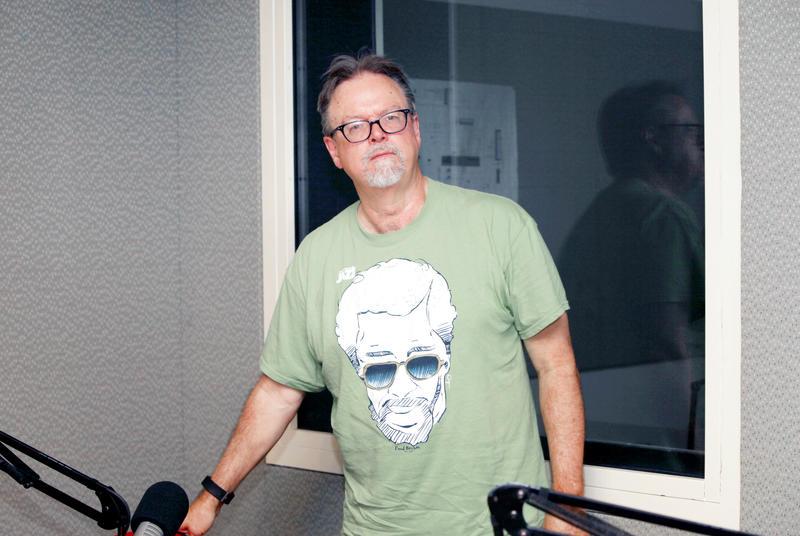 Colin McEnroe - Host of WNPR's Colin McEnroe Show.