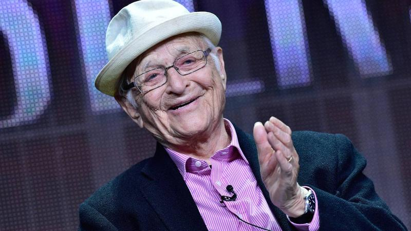 Norman Lear at the Television Critics Association summer press tour.