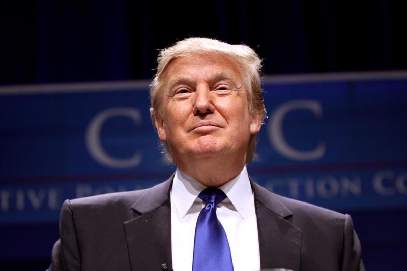 Donald Trump in 2011.