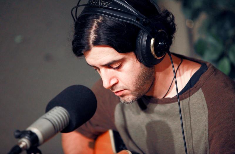 Mike Goldberg - Musician for the Hartford-based atmospheric rock band, Audio Jane.