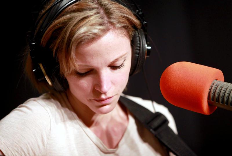 Sarah Pech - Musician for the Hartford-based atmospheric rock band, Audio Jane.