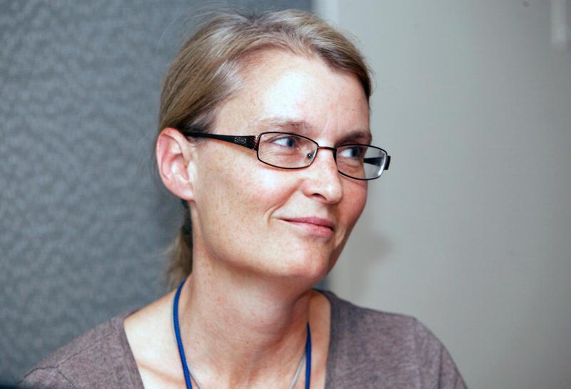 Harriet Jones - WNPR's business reporter.