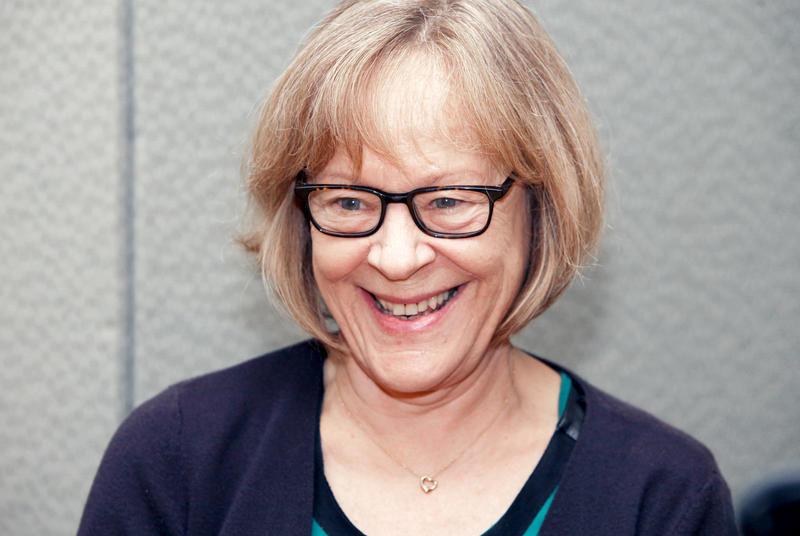 Heidi Hadsell - President of the Hartford Seminary.