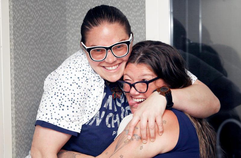 Jenna Kijowski & Jessica Bishop of CTAintSoBad.com.