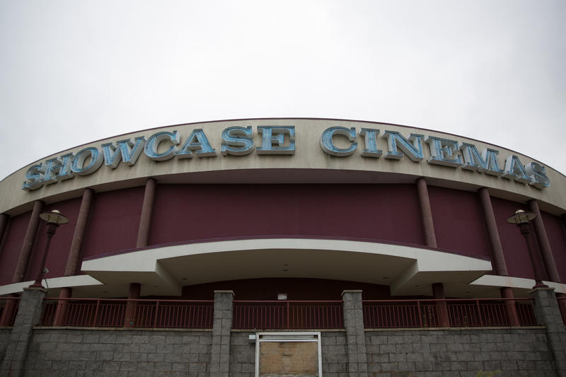 The casino is planned for the site of the old Showcase Cinemas off I-91 in East Windsor.