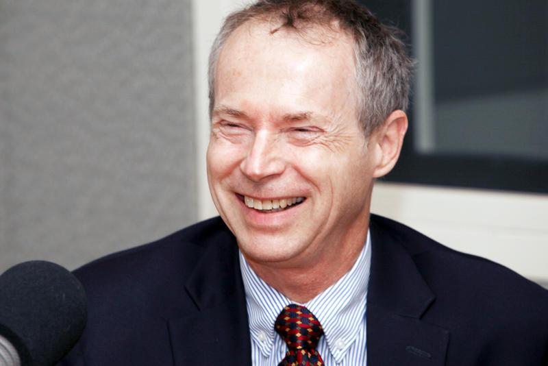 Terry Schmitt - Executive Director of the Connecticut Council for Interreligious Understanding.