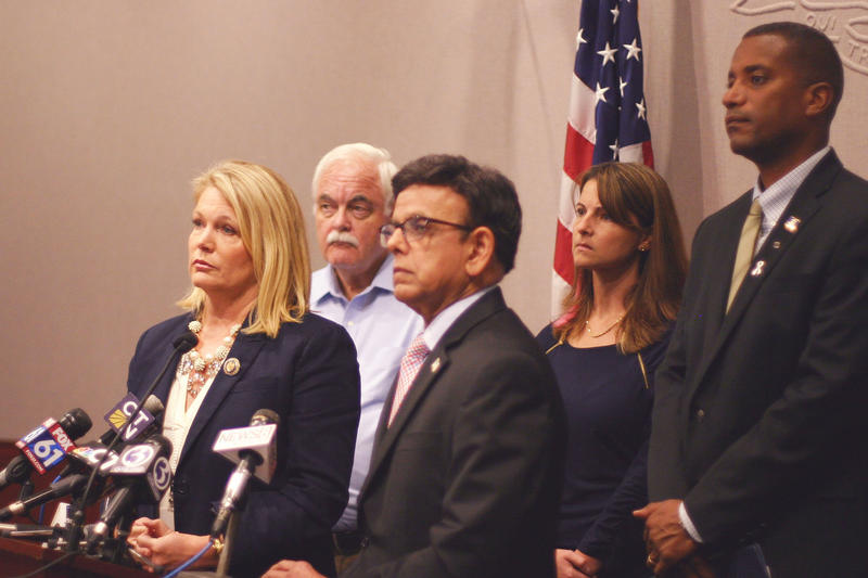 Republican members of the legislature's Public Health Committee call for a full investigation into patient abuse scandal at Whiting Forensics Division at Connecticut Valley Hospital.