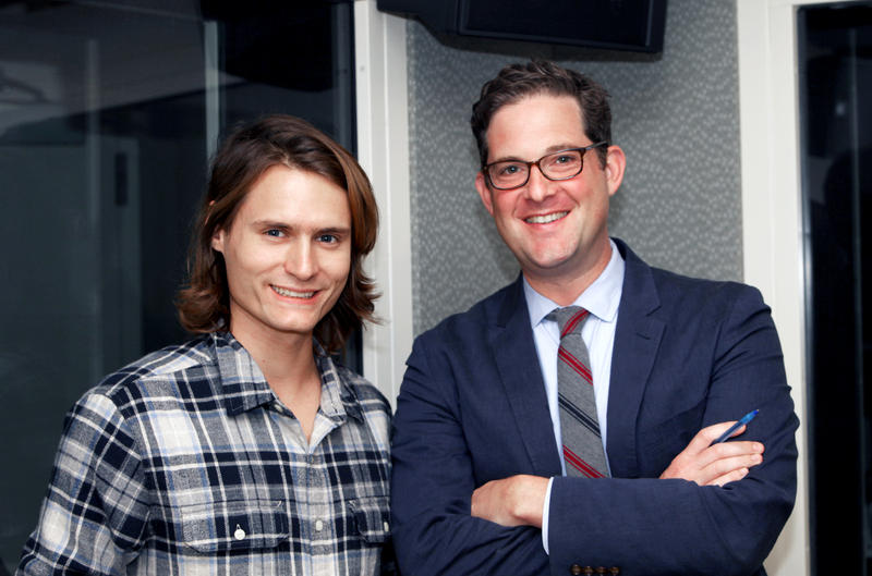 Jeff Cohen - News Director at WNPR, and Ryan Caron-King - Photojournalist at WNPR and the New England News Collaborative.