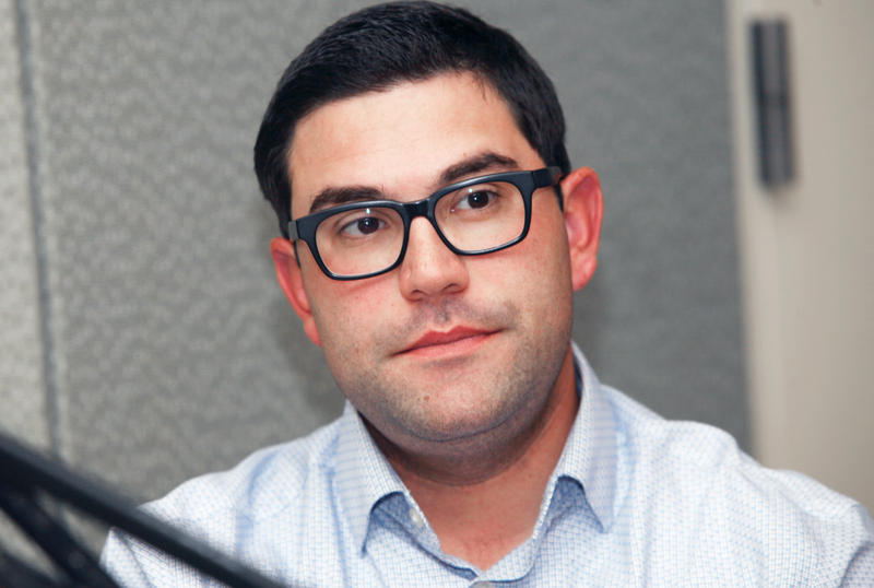 Max Reiss - Political reporter at NBC Connecticut.