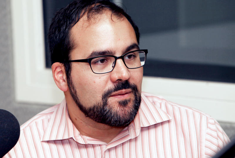 Pedro Soto - Chief operating officer at Space-Craft Manufacturing in New Haven.