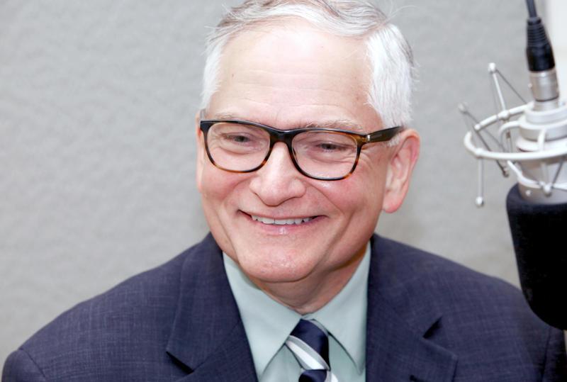 Ken Gosselin - Business reporter for the Hartford Courant.