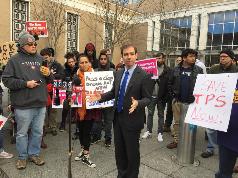 "Hartford Mayor Luke Bronin Calls For ""Clean"" Dream Act"