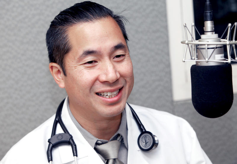 Dr. Ulysses Wu - Chief of Infectious Diseases at St. Francis Hospital.