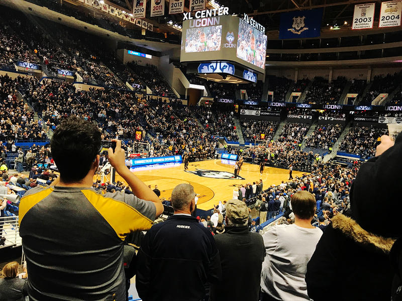 The team is 11-9 this season after finishing last year with a losing record. The news of the investigation comes at a time when the Huskies could miss out on the NCAA Tournament for the second consecutive season.
