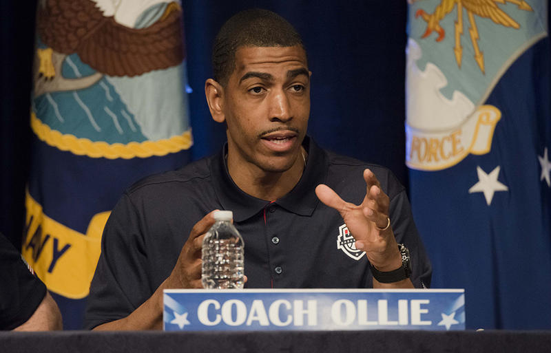 The Huskies were 127-79 under Kevin Ollie in his six seasons as coach.