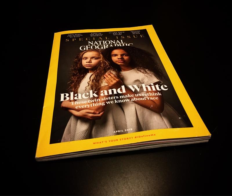 The National Geographic Race Issue