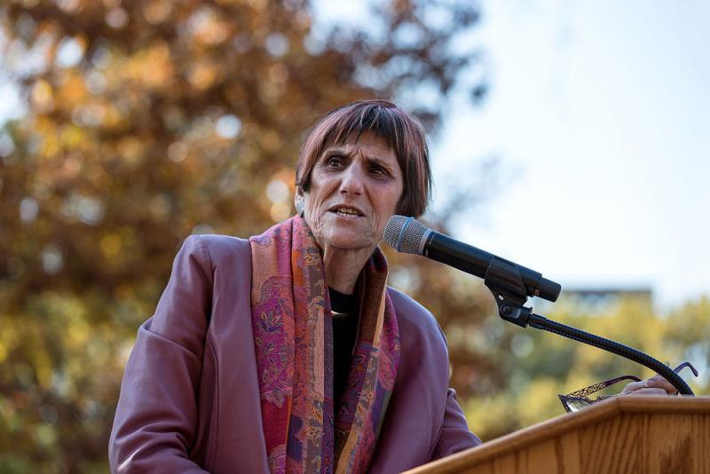 Rosa DeLauro represents Connecticut's 3rd District representative in the United States House of Representatives.
