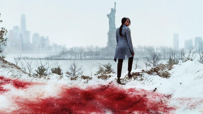 "Clare-Hope Ashitey in Netflix's ""Seven Seconds"""
