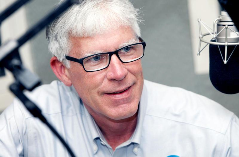 Patrick Comins - Executive Director of The Connecticut Audubon Society.